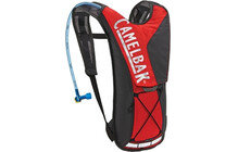 CamelBak Classic Trinkrucksack racing red/charcoal